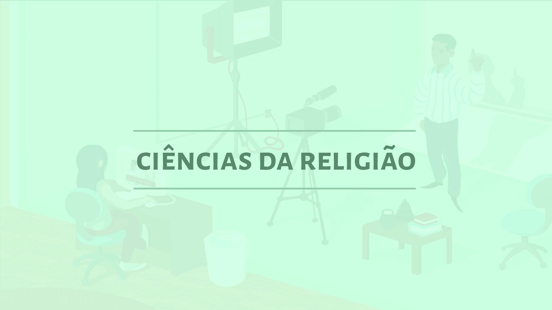 Resultado de imagem para Ciencias da Religião